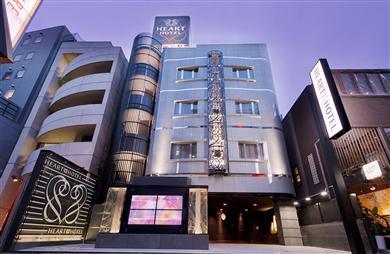 恵比寿heartホテル