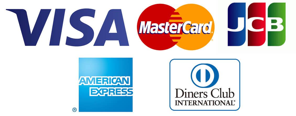 人妻デリヘル決済可能クレジットカード2段