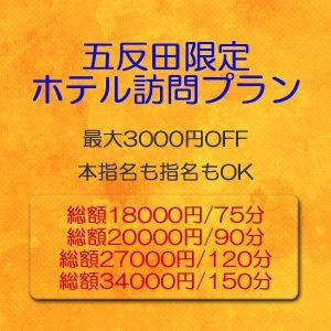 五反田ホテル訪問プラン 割引イベント